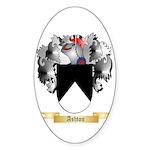 Ashton Sticker (Oval)
