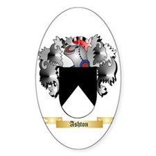 Ashton Sticker (Oval)