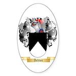 Ashton Sticker (Oval 50 pk)