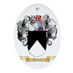 Ashton Ornament (Oval)