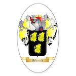Ashmore Sticker (Oval)