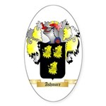 Ashmore Sticker (Oval 10 pk)