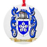 Ashley Round Ornament