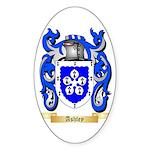 Ashley Sticker (Oval 50 pk)
