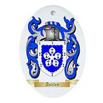 Ashley Ornament (Oval)