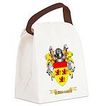 Ashkenazic Canvas Lunch Bag