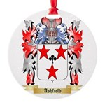 Ashfield Round Ornament