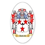 Ashfield Sticker (Oval)
