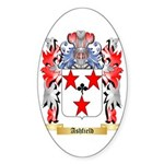 Ashfield Sticker (Oval 50 pk)