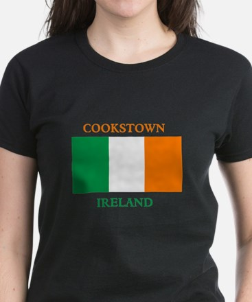 Cookstown Ireland Women's Dark T-Shirt
