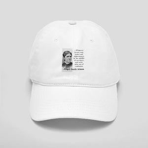 Whatever Occurs - Abigail Adams Baseball Cap