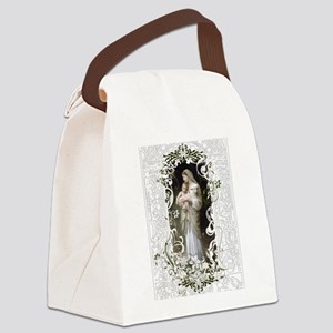 Innocence Canvas Lunch Bag