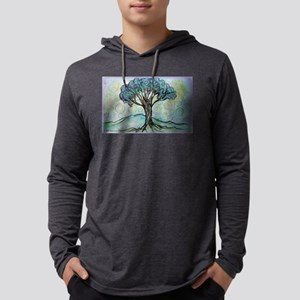 tree ! tree of life, art! Mens Hooded Shirt