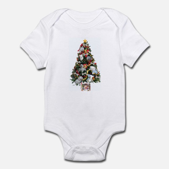 Merry Maltese Christmas Shop Infant Bodysuit