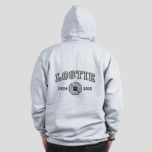 Vintage Lostie Zip Hoodie