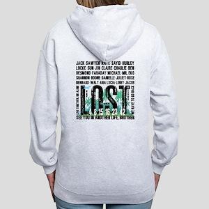 Lost Stuff 2 Women's Zip Hoodie