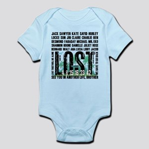Lost Stuff 2 Infant Bodysuit
