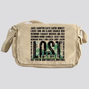 Lost Stuff 2 Messenger Bag