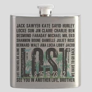 Lost Stuff 2 Flask