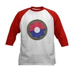 9TH INFANTRY DIVISION Kids Baseball Jersey
