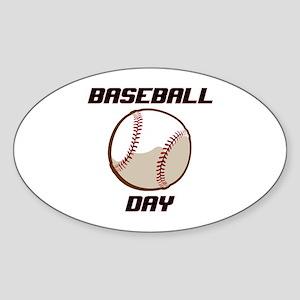 BASEBALL DAY Sticker