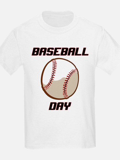 BASEBALL DAY T-Shirt