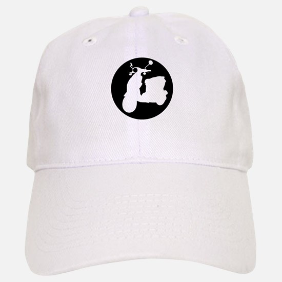 Black Genuine Buddy Dot Baseball Baseball Cap