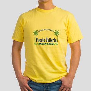 Puerto Vallarta Happy Place - T-Shirt