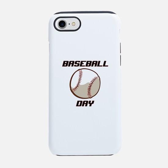 BASEBALL DAY iPhone 7 Tough Case