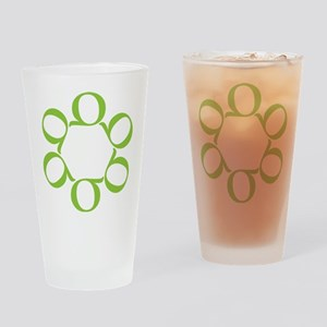 LEAN/Six Sigma Drinking Glass