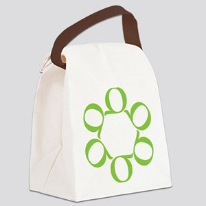 LEAN/Six Sigma Canvas Lunch Bag