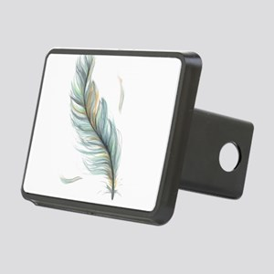 Feather Rectangular Hitch Cover