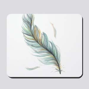Feather Mousepad