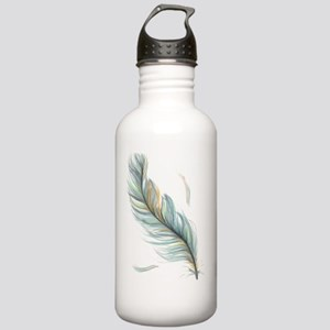 Feather Stainless Water Bottle 1.0L