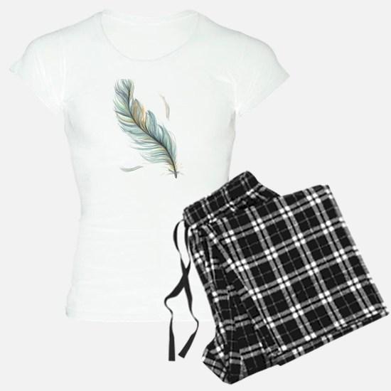 Feather Pajamas