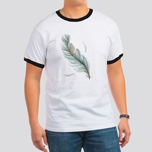 Feather Ringer T