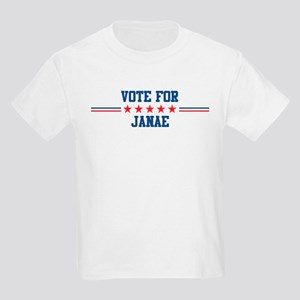Vote for JANAE Kids T-Shirt