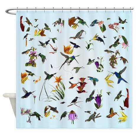 Hummingbird Bathroom Accessories Decor Cafepress