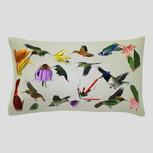 Hummingbirds of the Americas Pillow Case