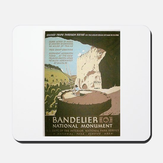 Bandelier National Monument Mousepad