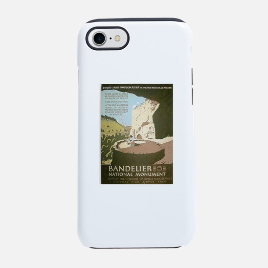 Bandelier National Monument iPhone 7 Tough Case