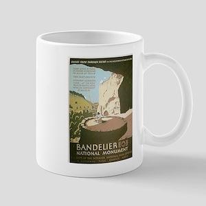 Bandelier National Monument Mugs