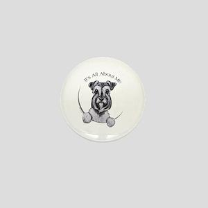 Classic Schnauzer IAAM Mini Button