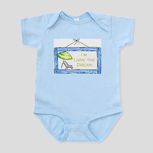 Livin' the Dream Infant Bodysuit