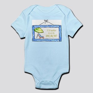 At the Beach Infant Bodysuit