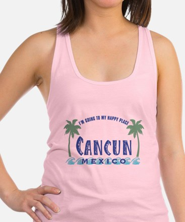 Cancun Happy Place - Tank Top