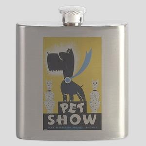 Pet Show Flask
