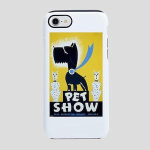 Pet Show iPhone 7 Tough Case