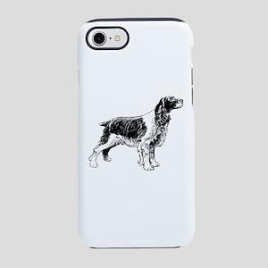 Springer Spaniel iPhone 7 Tough Case