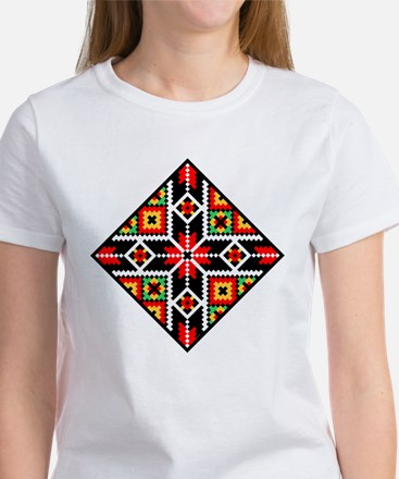 Folk Design 2 Women's T-Shirt